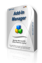 Virtual box of Add-In-Manager