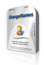Virtual box of ChangeNames