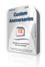 Virtual box of CustomAnniversaries