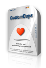 Virtual box of CustomDays