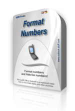 Virtual box of FormatNumbers
